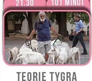 PŘESUNUTÍ PROJEKCE FILMU TEORIE TYGRA