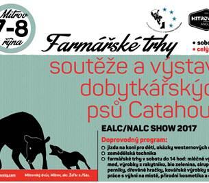 Mezinárodní soutěž a výstava dobytkářských psů Catahoula