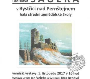 Výstava obrazů Ladislava Šauera