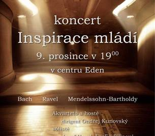 Koncert: Inspirace mládí