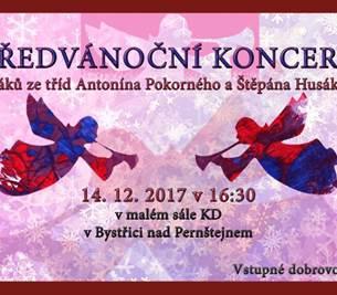 Předvánoční koncert