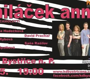 Divadelní představení: MILÁČEK ANNA