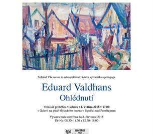Eduard Valdhans: Ohlédnutí
