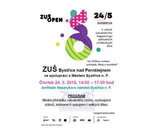 ZUŠ Open - happening