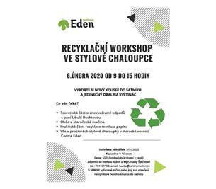 Recyklační workshop